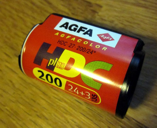 AGFACOLOR