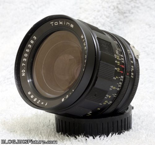 Tokina Wide-Auto 28mm f/2.8