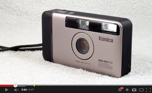 Konica Big mini HG BM-300